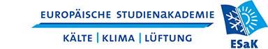 Europäischen Studienakademie Kälte-Klima-Lüftung logo